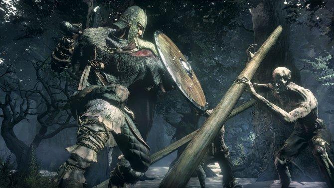 Скриншот игры Dark Souls III