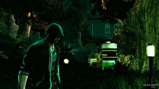 Скриншот игры DARK