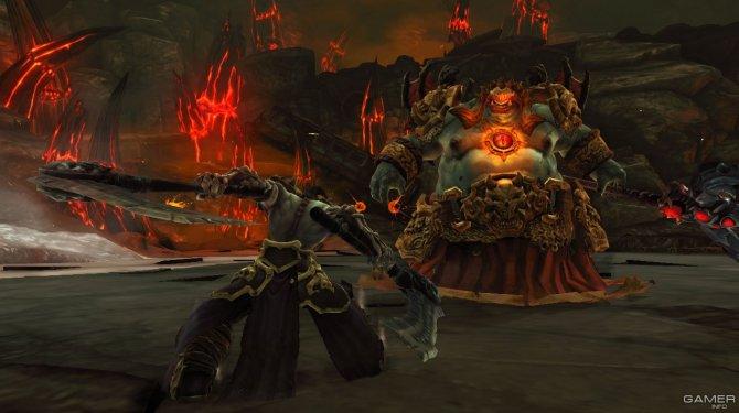 Скриншот игры Darksiders 2