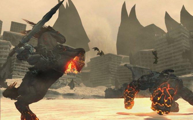 Скриншот игры Darksiders: Wrath of War