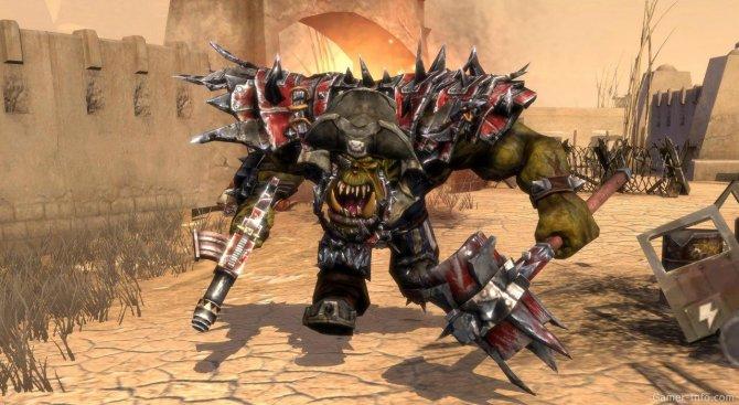 Скриншот игры Warhammer 40000: Dawn of War II - Retribution