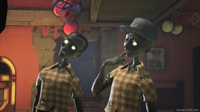 Скриншот игры Dead Block