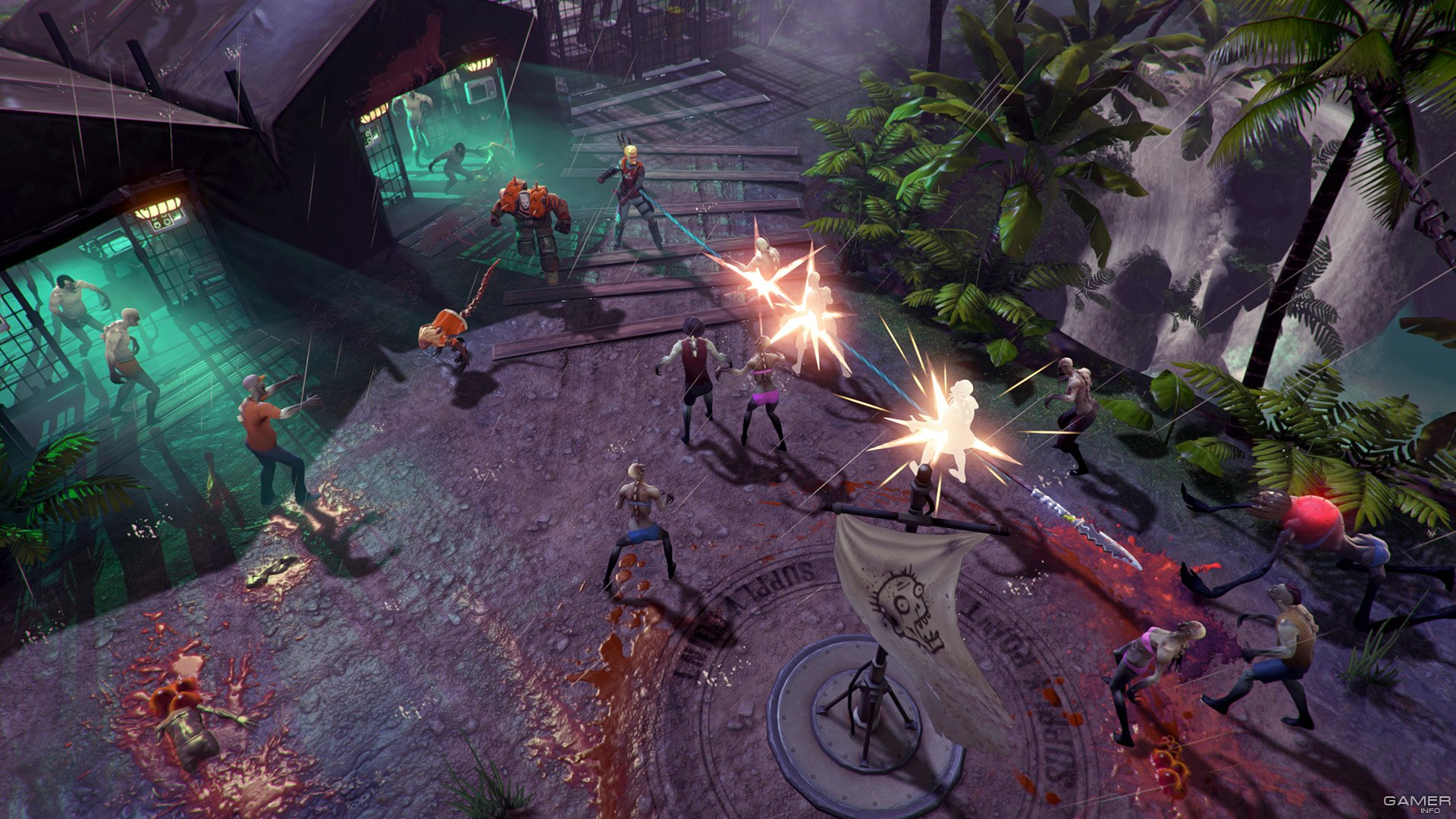 dead island epidemic matchmaking Deep silver has announced they're shutting down dead island: epidemic, a moba that has been available on steam early access since november of last year the game joins the early access graveyard .