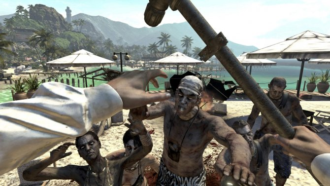 Скриншот игры Dead Island