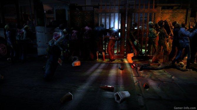 Скриншот игры Dead Nation