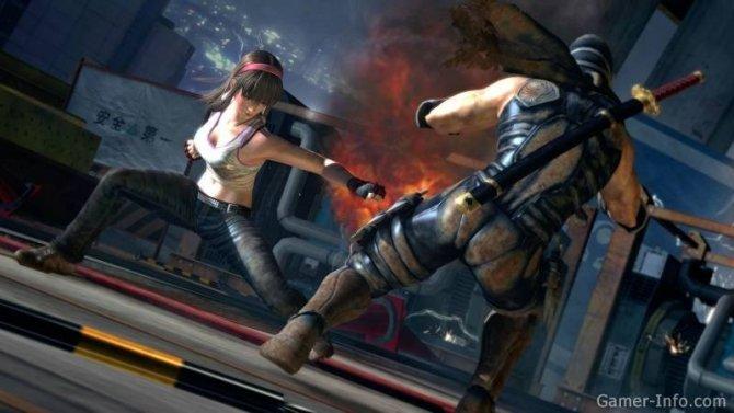 Скриншот игры Dead or Alive 5