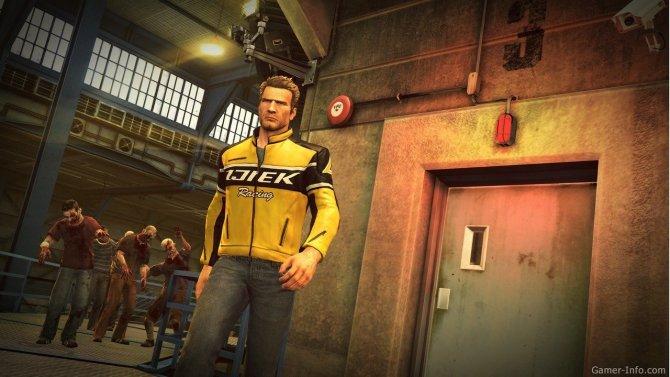 Скриншот игры Dead Rising 2: Case West