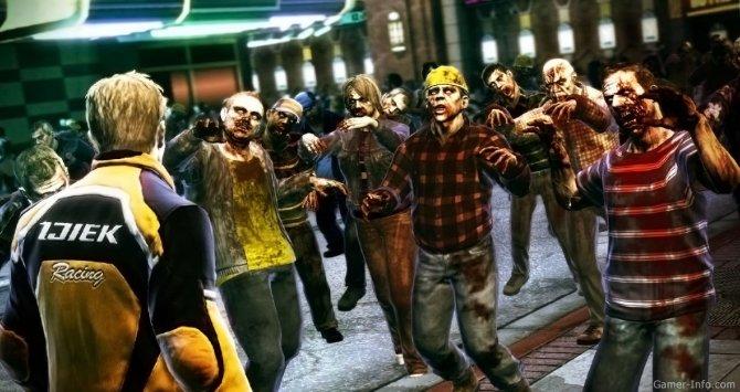Скриншот игры Dead Rising 2
