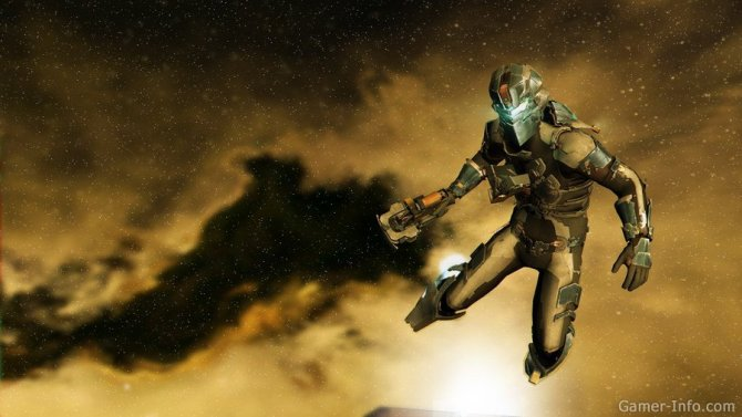 Скриншот игры Dead Space 2