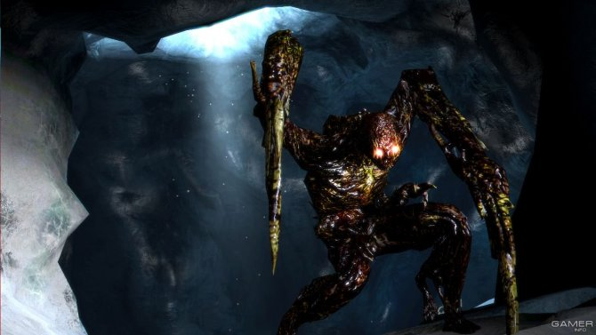 Скриншот игры Dead Space 3