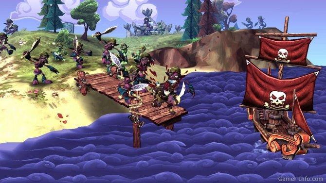 Скриншот игры DeathSpank: Thongs of Virtue