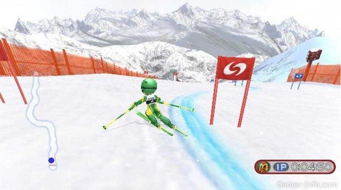 Скриншот игры Deca Sports 3