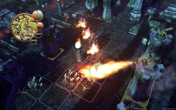 Скриншот игры Defenders of Ardania