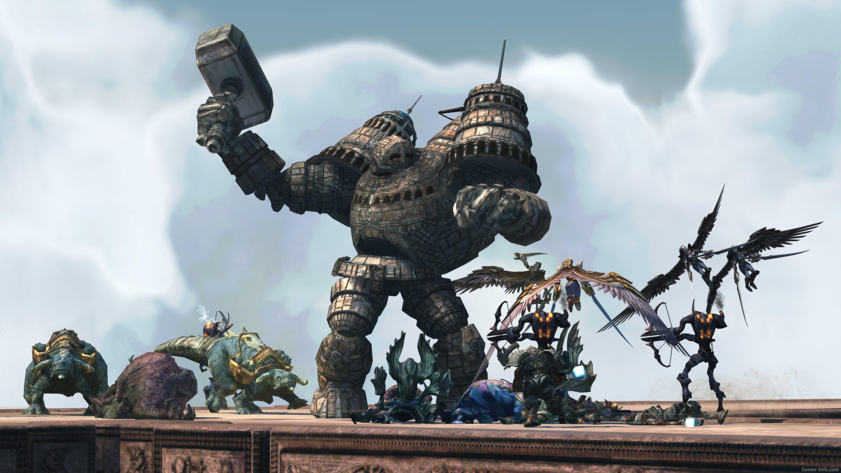 Скачать игру Demigod Битвы богов (2009/RUS/ENG). Скриншоты к игре