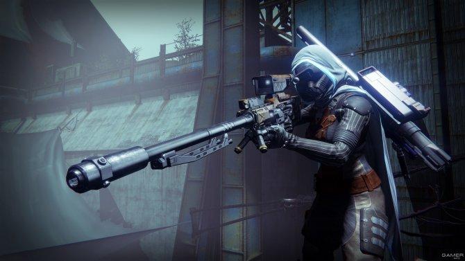 Скриншот игры Destiny