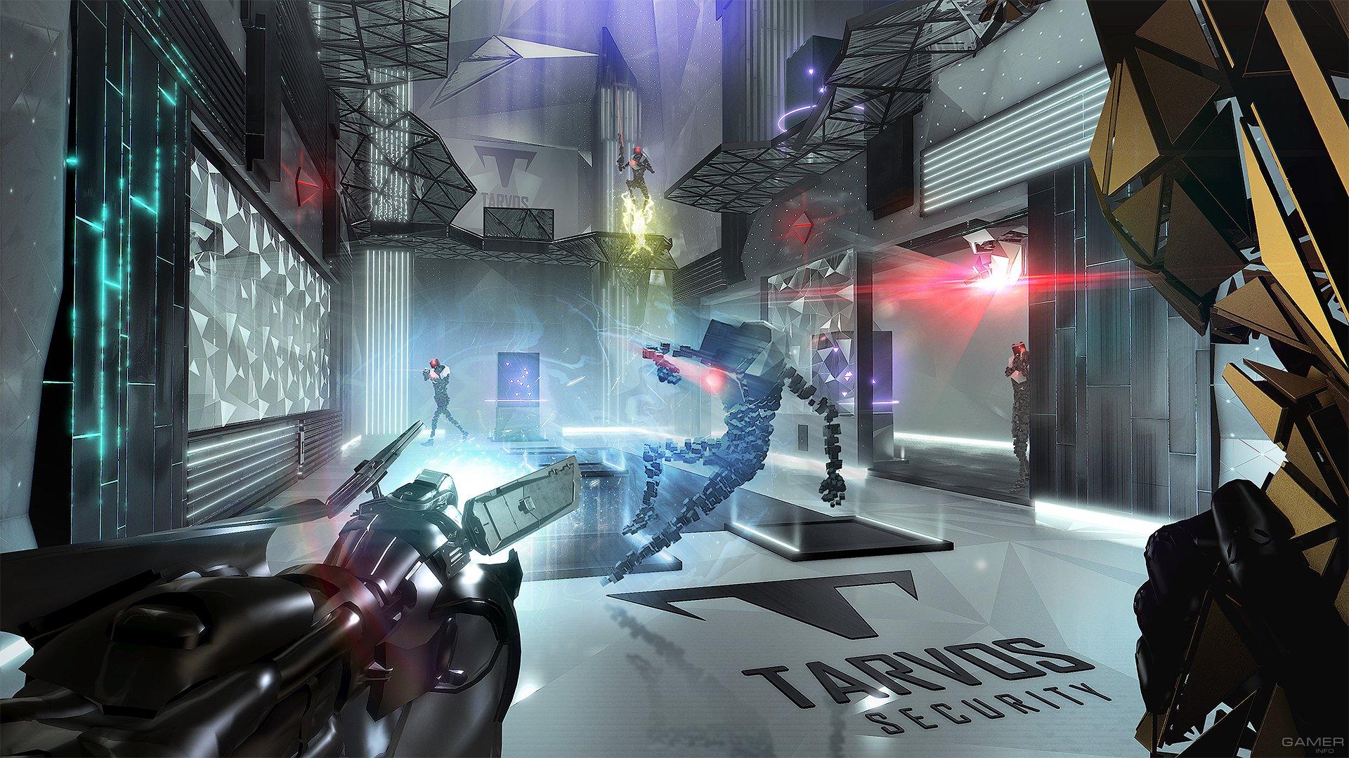Режим Deus Ex: Breach вышел отдельной бесплатной игрой