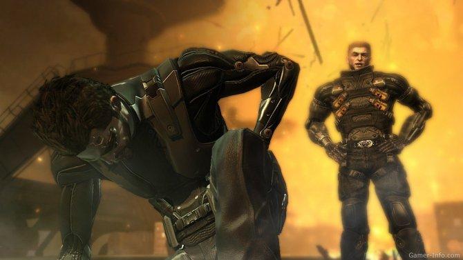 Скриншот игры Deus Ex: Human Revolution