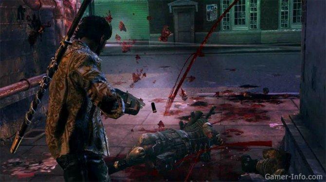 Скриншот игры Devil's Third
