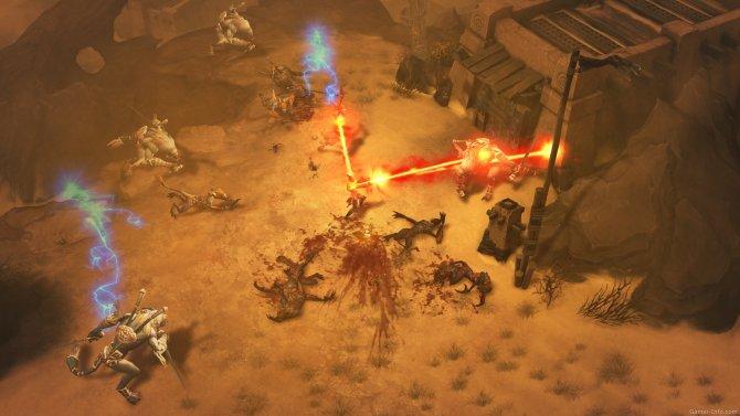 Скриншот игры Diablo III
