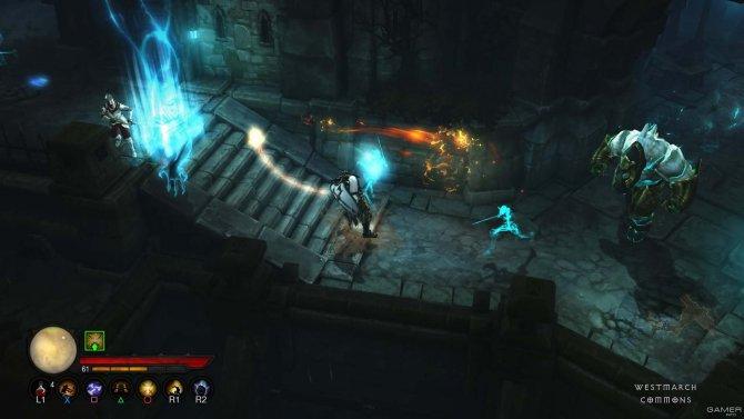 Скриншот игры Diablo III: Reaper of Souls