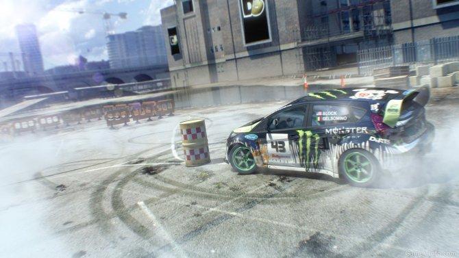 Скриншот игры DiRT 3