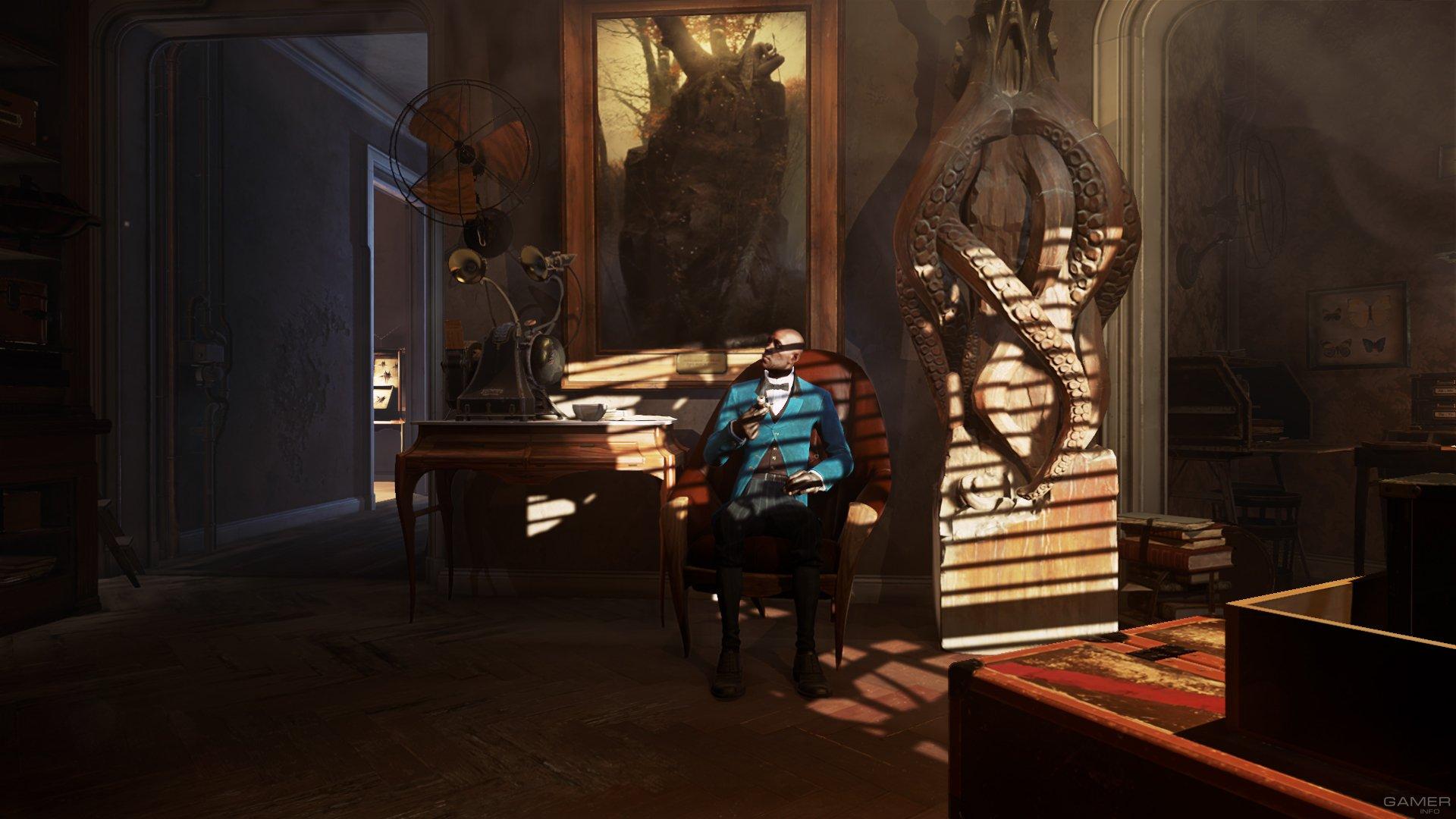 Дата релиза первого обновления для Dishonored 2