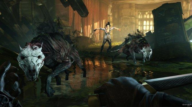 Скриншот игры Dishonored