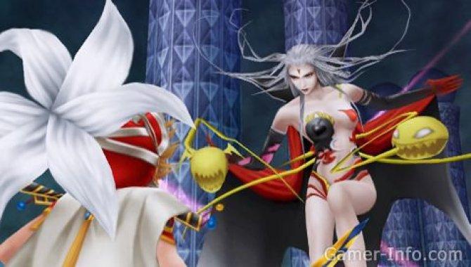 Скриншот игры Dissidia: Final Fantasy