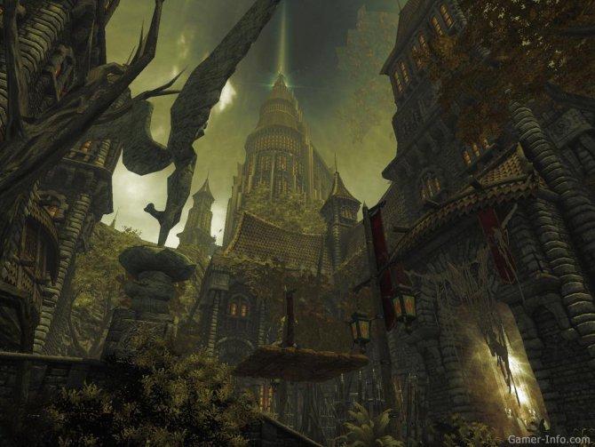 Скриншот игры Divinity II: Flames of Vengeance