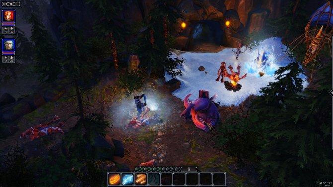 Скриншот игры Divinity: Original Sin