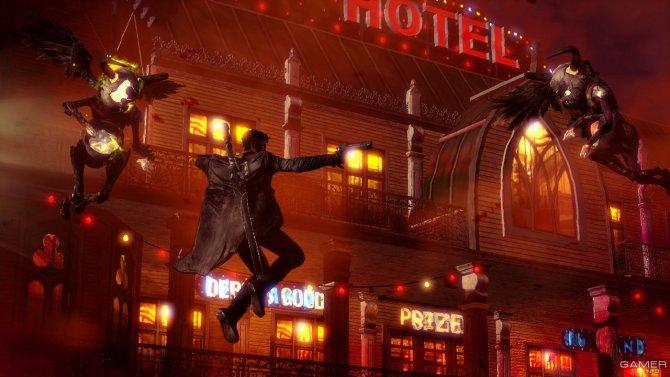 Скриншот игры DmC