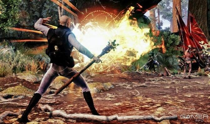 Скриншот игры Dragon Age: Inquisition