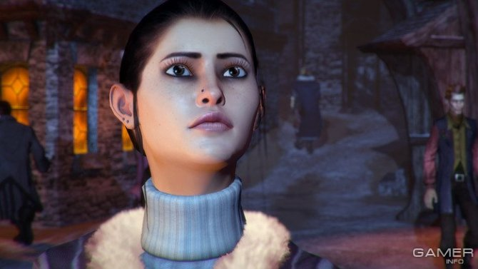 Скриншот игры Dreamfall Chapters: The Longest Journey