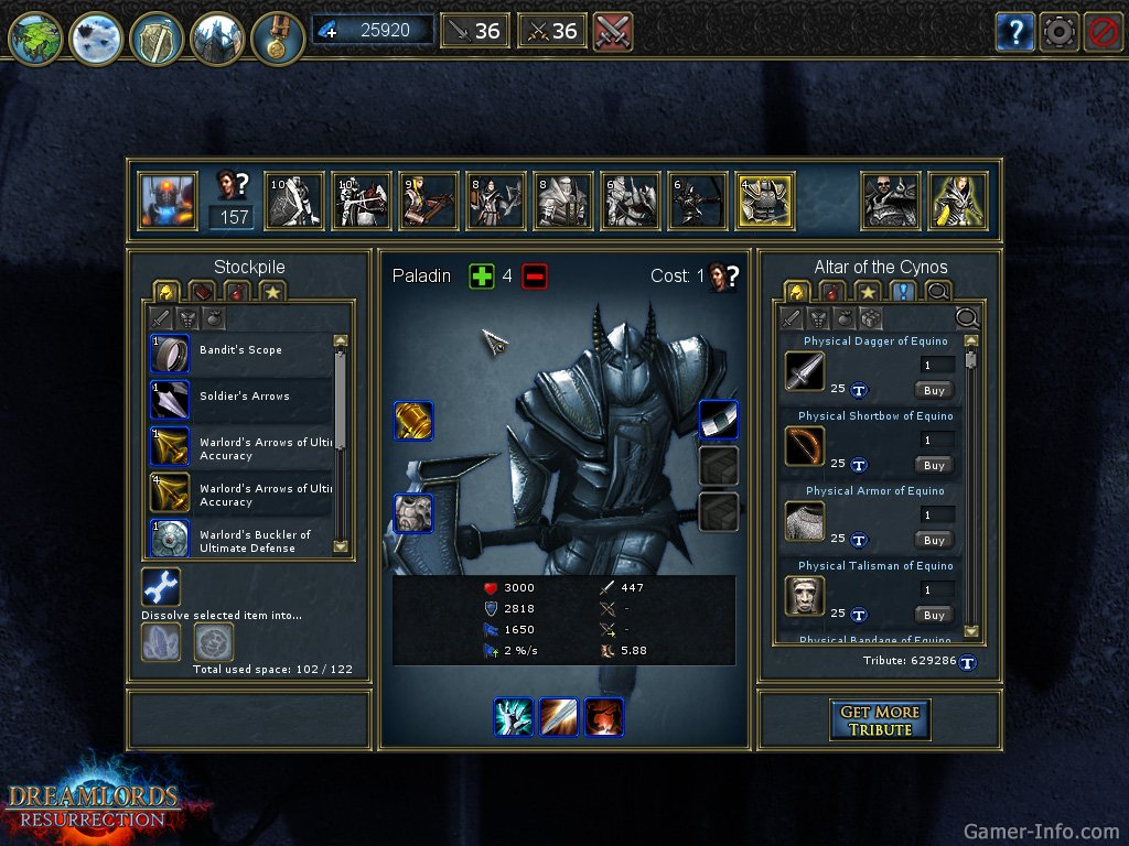 Dreamlords dreamlords com 1.4.8