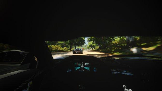 Скриншот игры Driveclub VR