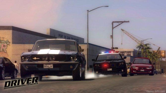 Скриншот игры Driver: San Francisco