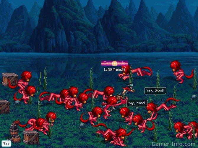 Скриншот игры Dungeon Fighter Online
