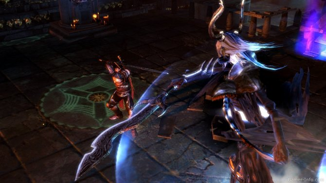 Скриншот игры Dungeon Siege III