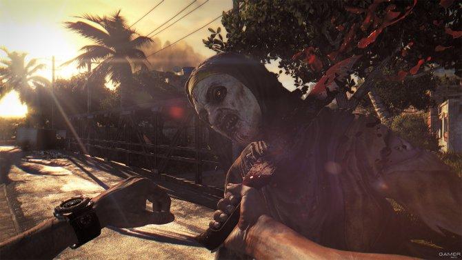 Скриншот игры Dying Light