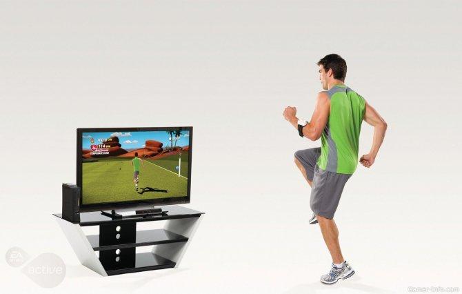 Скриншот игры EA Sports Active 2