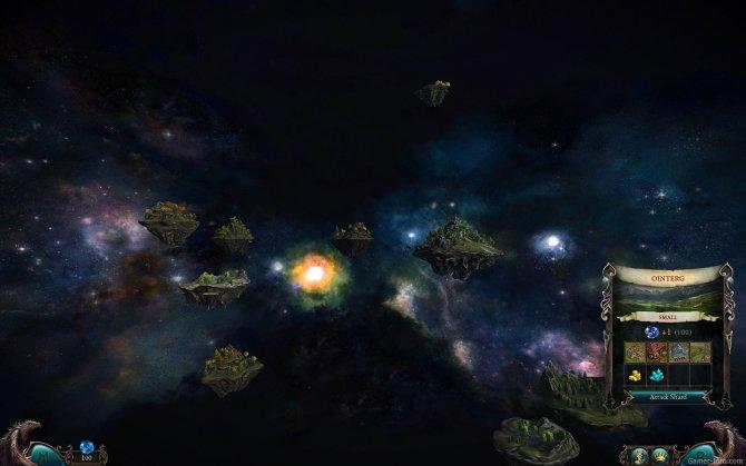 Скриншот игры Эадор. Владыки миров