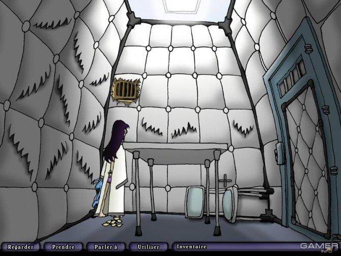 Скриншот игры Edna & Harvey: The Breakout