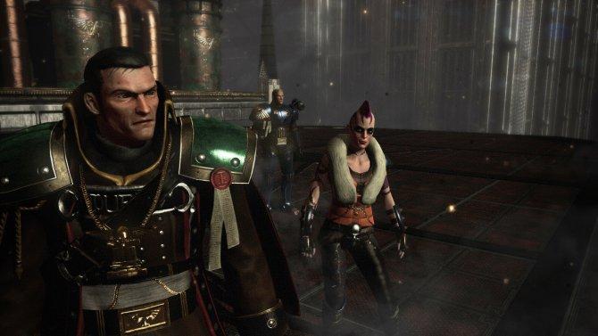 Скриншот игры Eisenhorn: XENOS