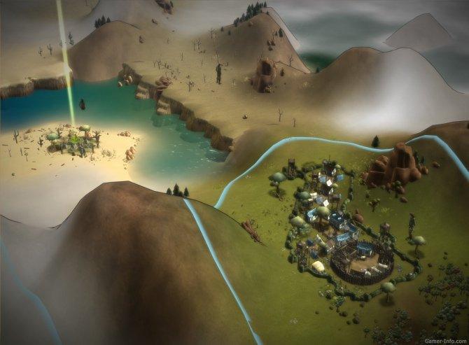 Скриншот игры Elemental: War of Magic