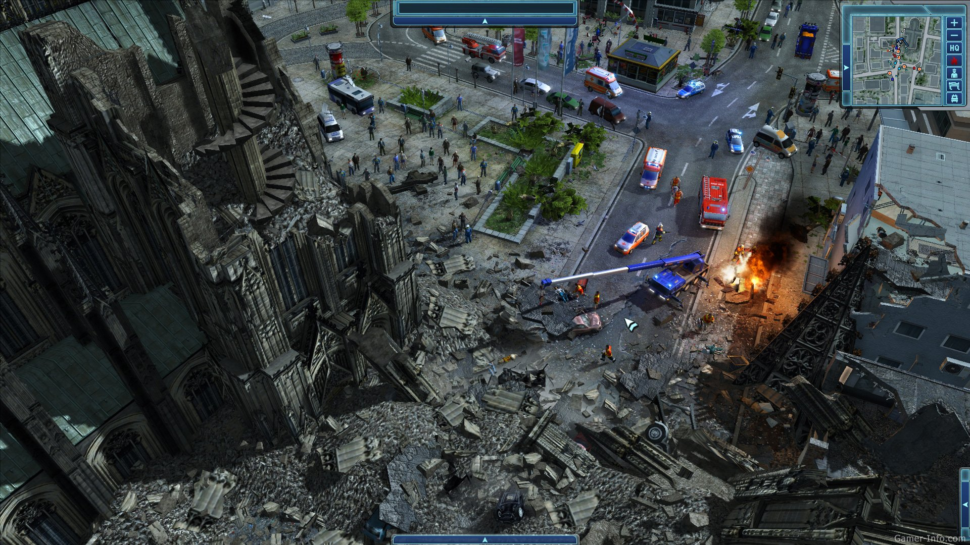 Emergency 2012: The Quest for Peace - дата выхода, отзывы