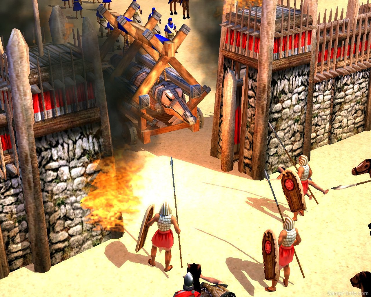 Cкачать бесплатно Empire Earth 2 Empire Earth 2 Art of Supremacy (2007