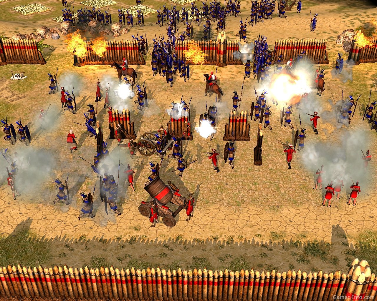 Empire Earth 2 Empire Earth 2 Art of Supremacy (2007/RUS) .