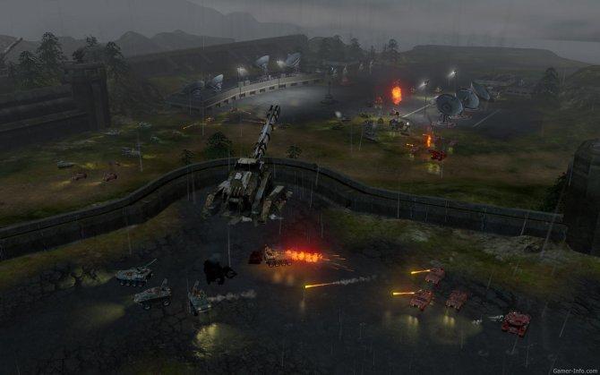 Скриншот игры End of Nations