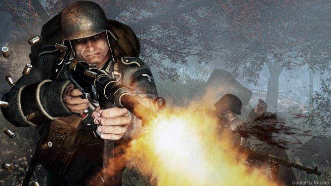 Скриншот игры Enemy Front