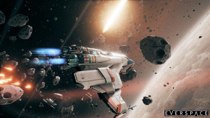 Скриншот игры EVERSPACE